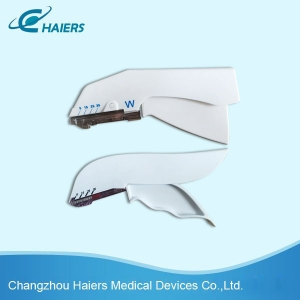Disposable skin stapler and remover