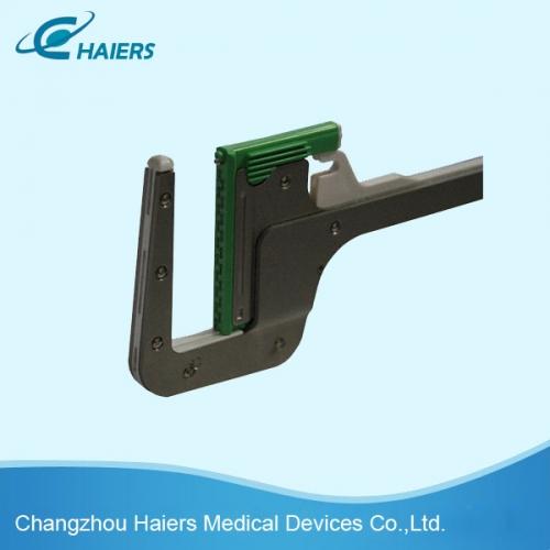 Disposable linear stapler